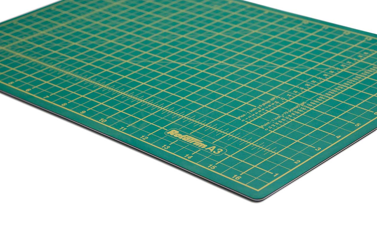 A3 Self Healing Cutting Mat Rotatrim