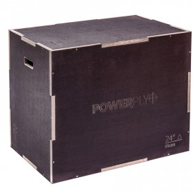 "PowerPlyo 24"" fitness box"