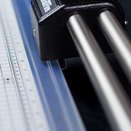 safely using a rotatrim paper cutter